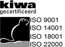 Kiwa Certificeringen ISO