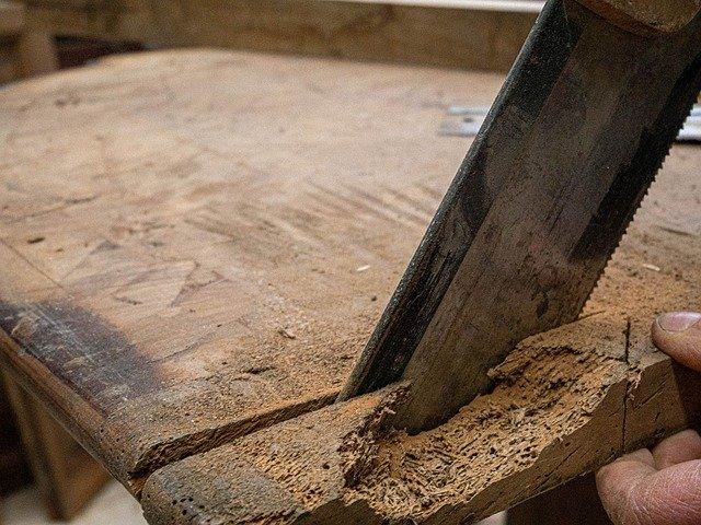 houtworm in hout bestrijden