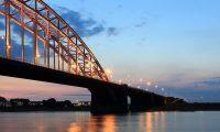 Ongediertebestrijding Nijmegen brug