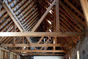 houten constructie houtworm bestrijden